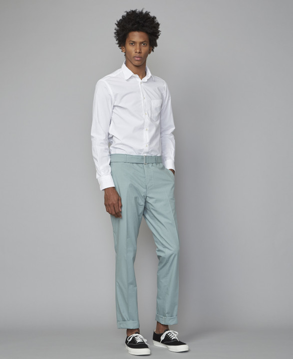Pantalon Paul (GREY BLUE)